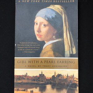 Girl with a Pearl Earring by Tracy Chevalier 2001